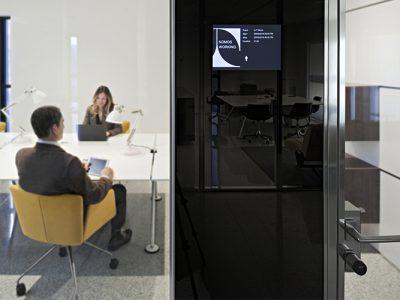 """Jornada técnica, """"Innovación y tecnología en la oficina"""", Colegio Oficial de Arquitectos de Madrid (COAM)."""