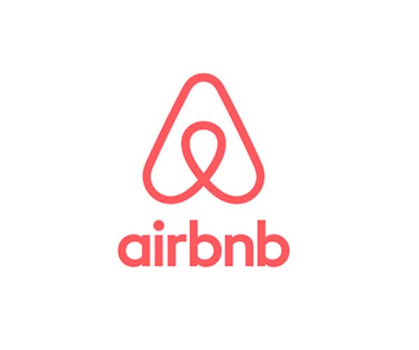 Logo Airbnb, 2014.