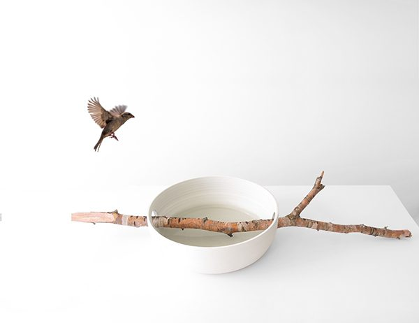 Exposición de Martín Azúa, cerámica en Galería H2O de Barcelona