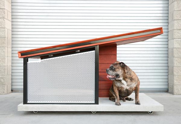 MDK9 Dog Haus, de Rahil Taj. La revolución en arquitectura canina