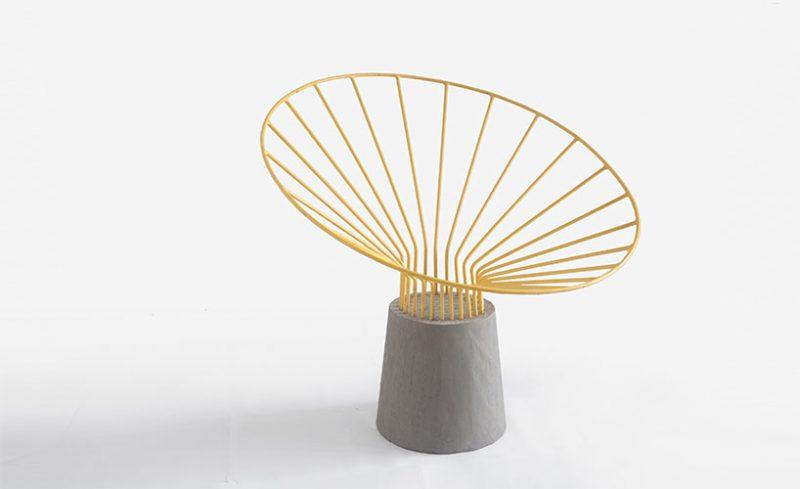 Reo Chair, Fifth Column, 2016.