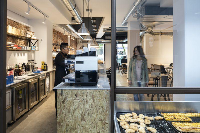 Sana Locura Gluten Free Bakery, Antonio Chozas, 2016