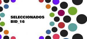 Premios BID 2016, los seleccionados ya están aquí