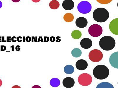 Seleccionados, Premios BID 2016.