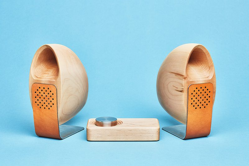 Speaker System, Grovemade, 2016