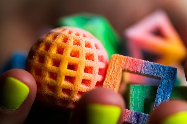 ChefJet™ de 3D Systems: la impresora que hace pasteles de azúcar