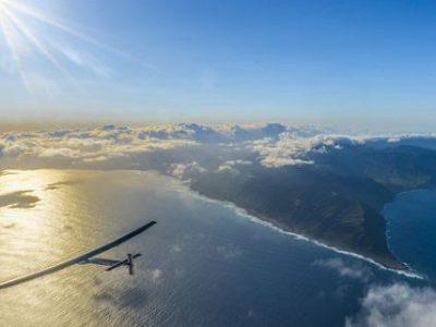 Solar Impulse II, la vuelta al mundo con energía limpia