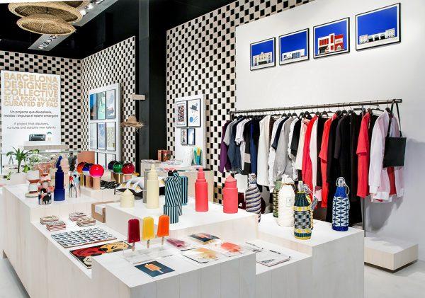 Barcelona Designers Collective, el diseño emergente en la Roca Village