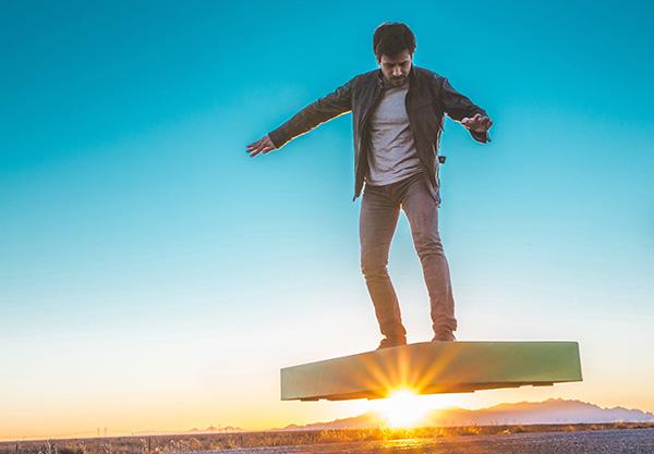 ArcaBoard, volar con tecnología aeroespacial