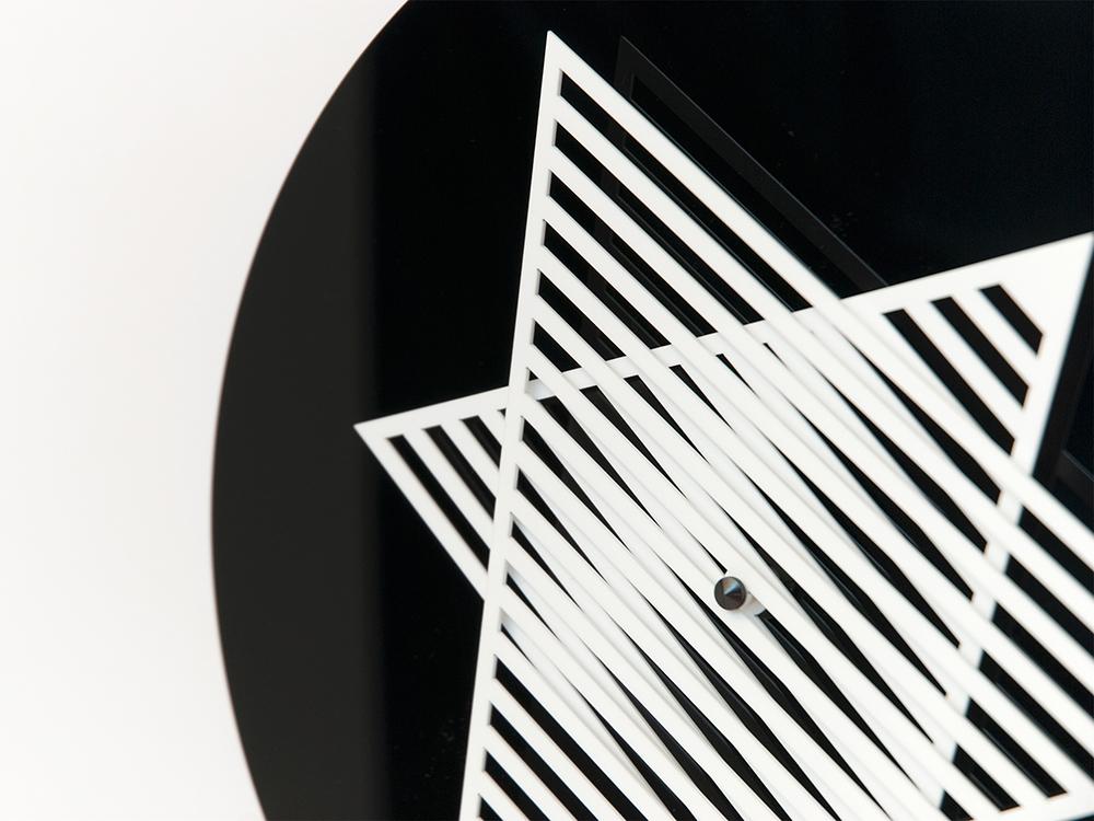 Time Pattern, el reloj metafórico de Jorrit Paekema
