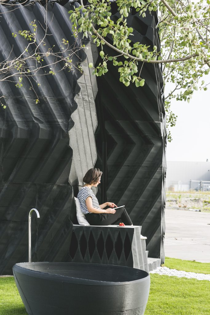 Urban Cabin, DUS Architects, 2016.