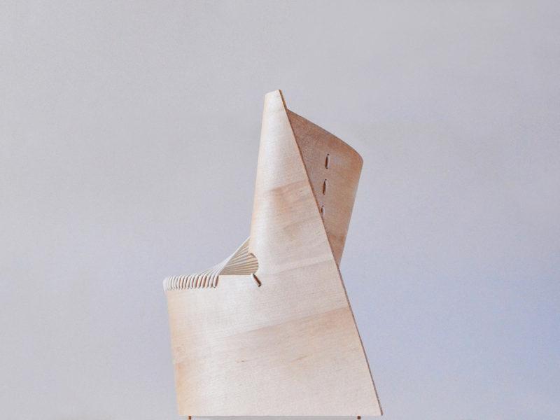 Wing, el sofá de Ákos Huber inspirado en Nike de Samotracia