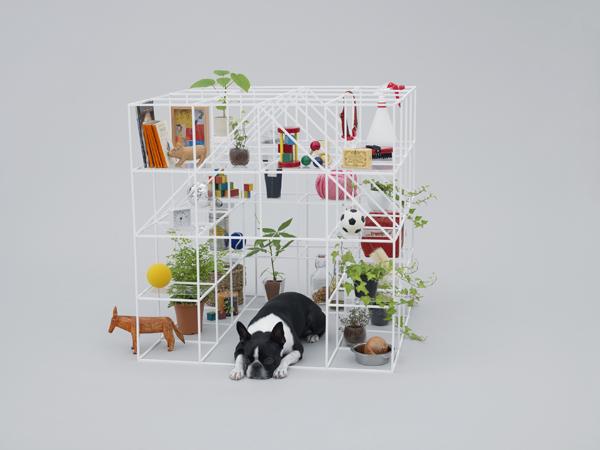 Architecture for Dogs. Sou Fujimoto Foto©Hiroshi Yoda. Do it yourself (DIY), CentroCentro