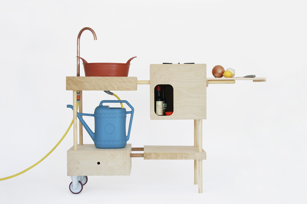 Cocina. Studiomama. Do it yourself (DIY), CentroCentro