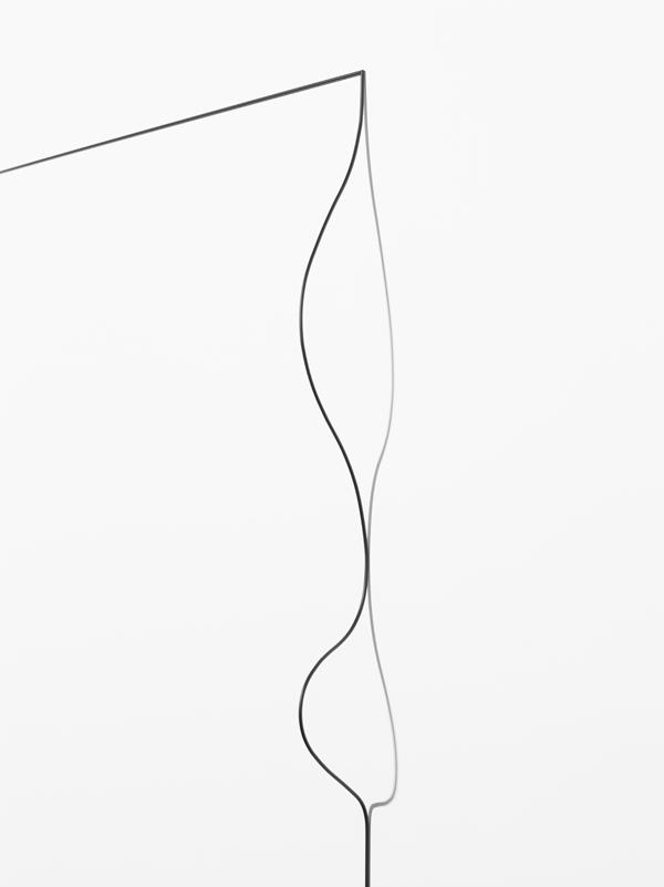 un-printed material de Nendo, Creation Gallery G8. Fotografía: Akihiro Yoshida