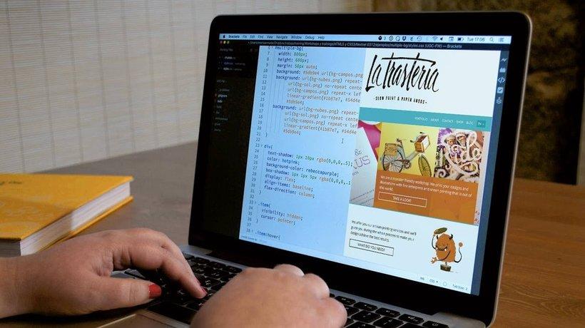 Curso Domestika: Técnicas de Desarrollo Web con HTML5 y CSS3