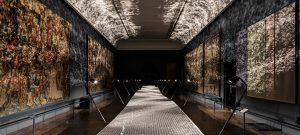 Foil, instalación de Benjamin Hubert para Braun en el London Design Festival