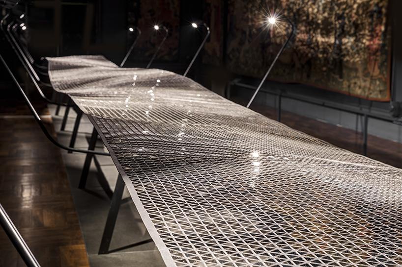 Foil, Bejamin Hubert y Braun, Festival de Diseño de Londres, 2016