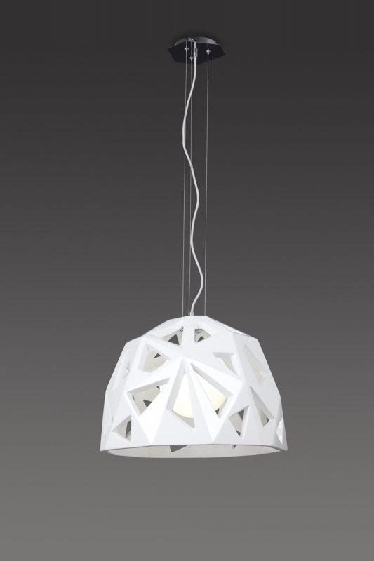 Lámpara Facette, Santiago Sevillano, Mantra Iluminación