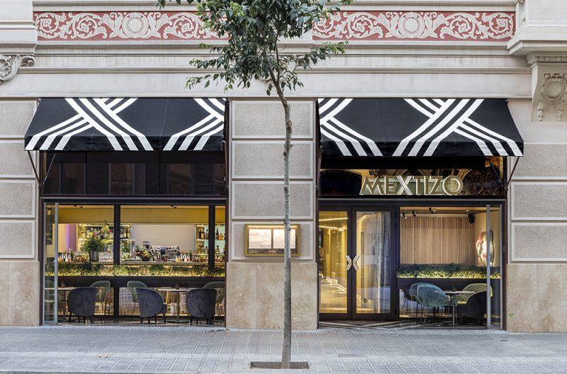 Mextizo, Capella Garcia Arquitectura, 2016 © Rafael Vargas
