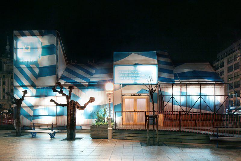 Pabellón DSS2016, Zuloark, Alberto Rey y Tipi Studio, 2016