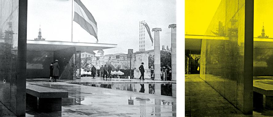 Mies van der Rohe – Barcelona, 1929. Simposio
