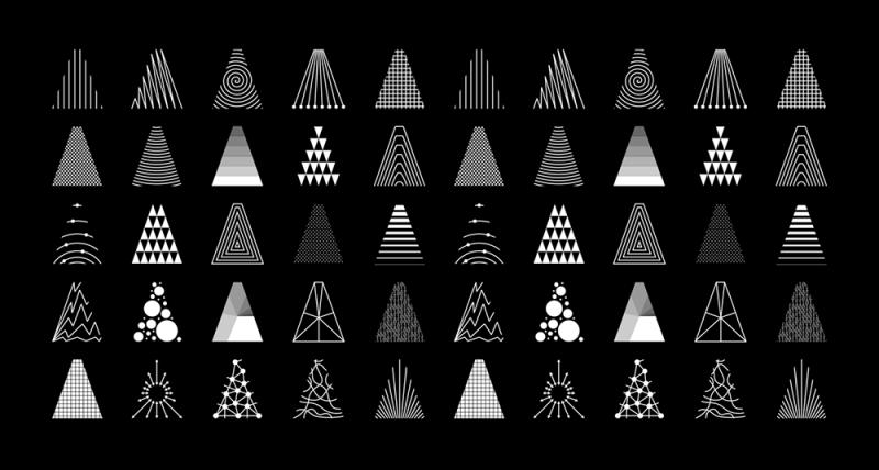 Identidad visual de Arcadia Data, Casey Martin, 2016