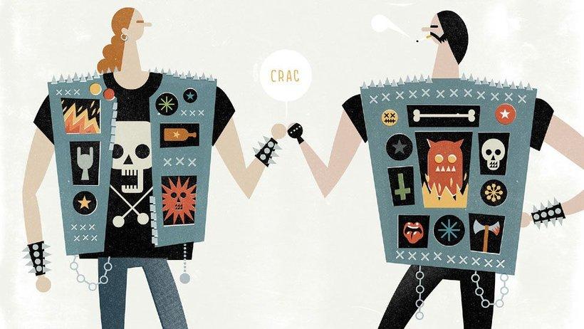 Curso Domestika: Ilustración original de tu puño y tableta