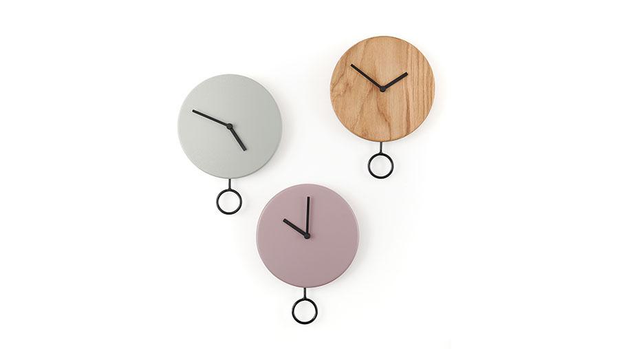 Haro, los relojes de pared y de mesa de Estudio Diario