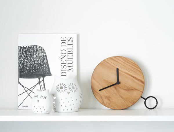 Reloj Haro, Estudio Diario, 2016.