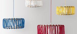 Lámpara Macaron, de Silvia Ceñal Idarreta para Emko