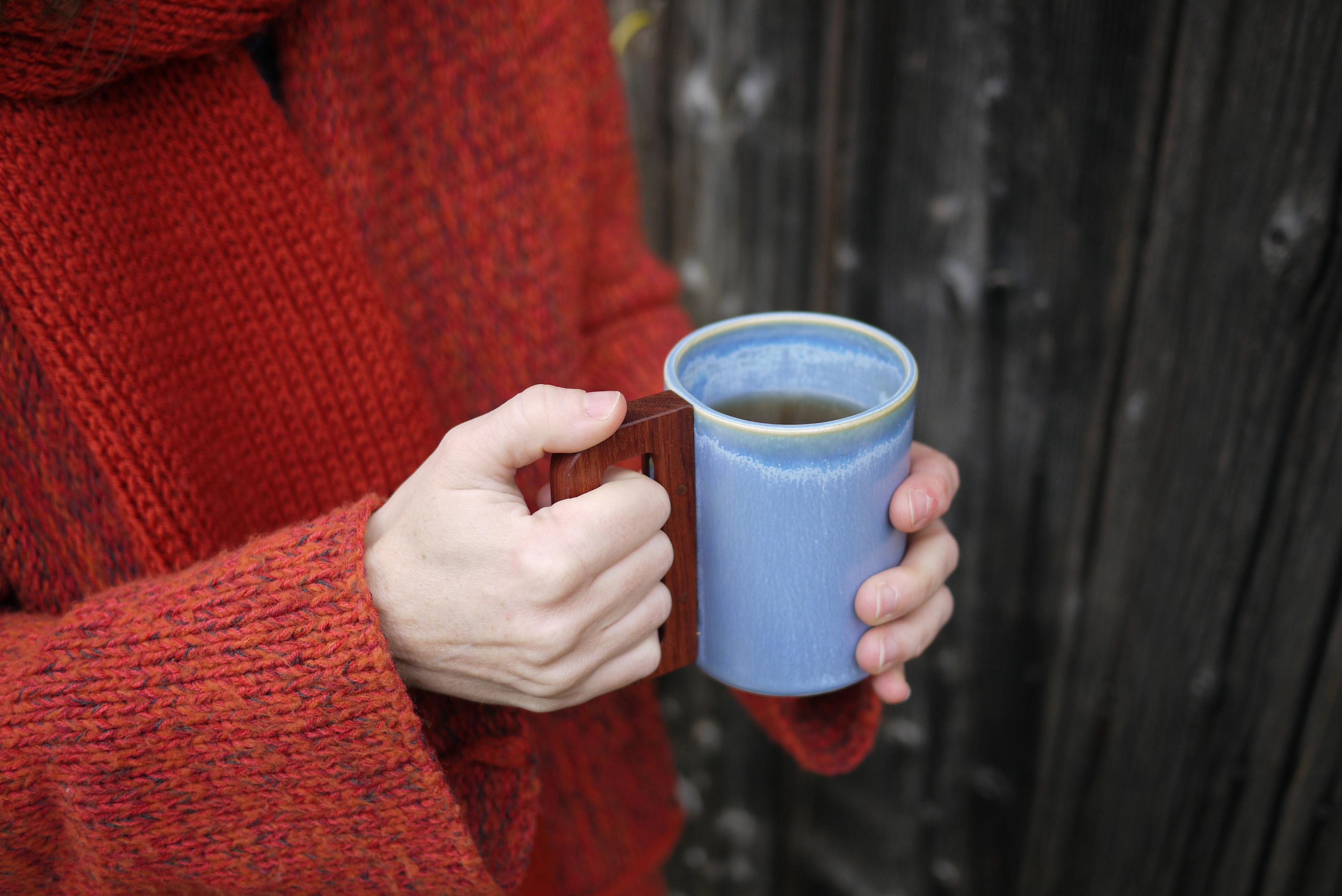 Mug Azul, Matimañana, 2016