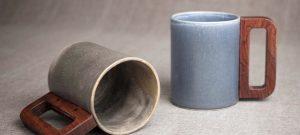 Cup Coffee y Mug, tazas de cerámica de Matimañana
