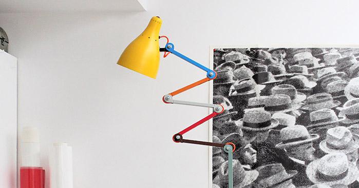Mirobolite, lámpara de Tsé & Tsé associées