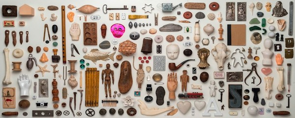 ¿Con qué objeto? La obra de Pep Carrió en el Palacio Quintanar