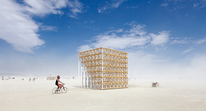 Renaixement, Burning Man, 2016.
