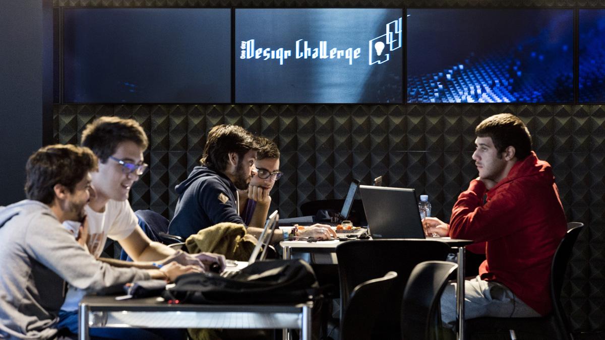 Imagen de la pasada edición del concurso One Day Design Challenge organizado por Roca