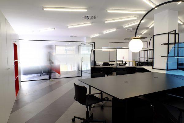 Novatec Group, tiovivo creativo,, 2016. © Juan F. González de Elo Construcciones