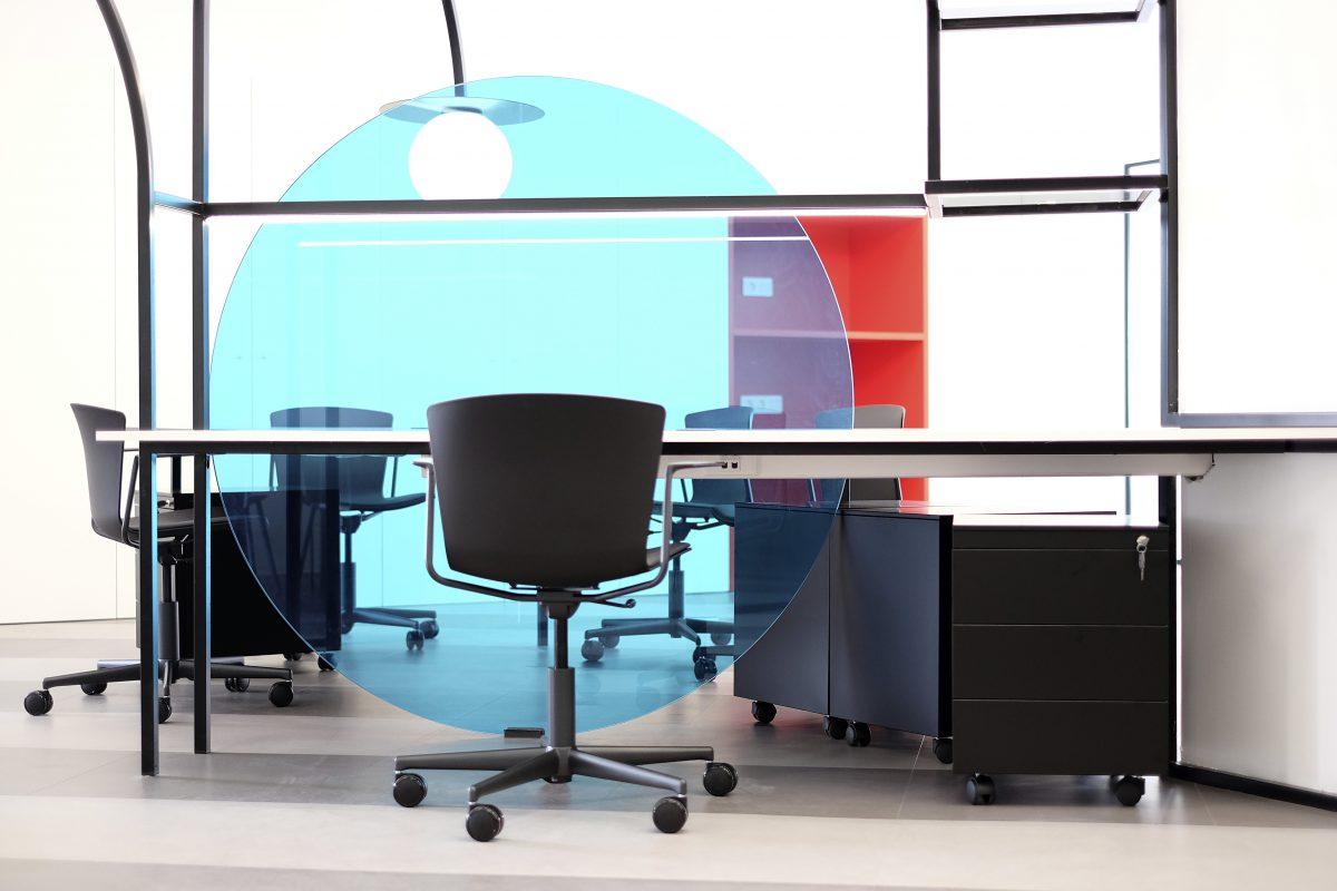 Las nuevas oficinas de Novatec Group, un proyecto de Tiovivo Creativo