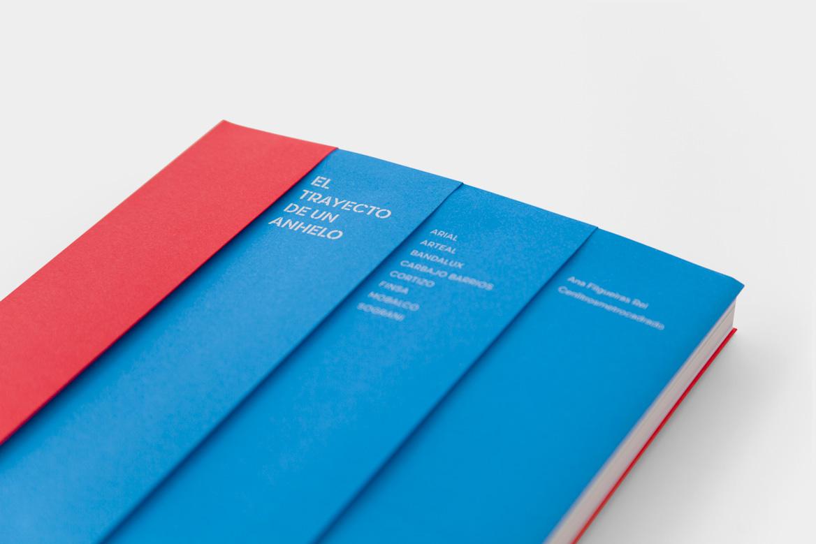 El trayecto de un anhelo, proyecto editorial de Cenlitrosmetrocadrado