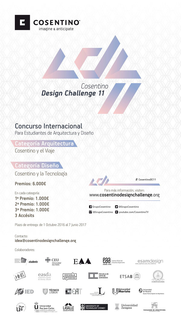 Cosentino Design Challenge 11