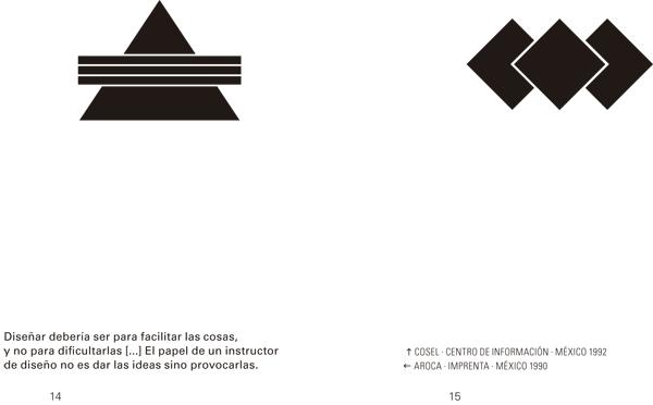 'Supersignos' de Félix Beltrán y Cruz Novillo. Casa de América, BID16