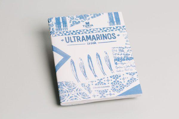'Ultramarinos Turia', diseño de CuldeSacTM para Cervezas Turia.