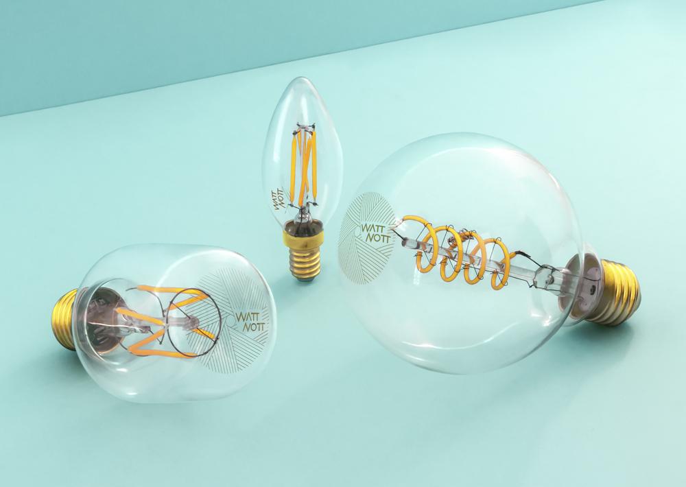 Plumen, luminarias eficientes de diseño