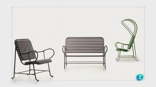 Función y Forma. Diseño en España. Medio Siglo contigo. TVE, 2016.