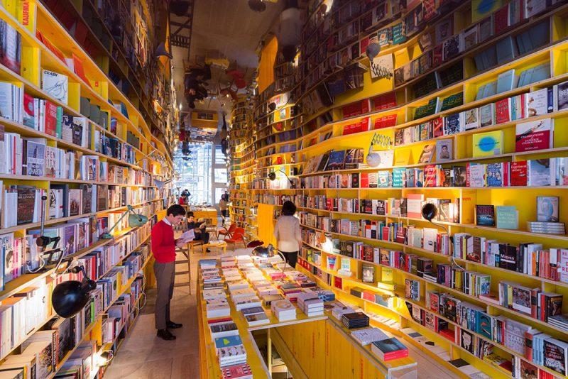 Librería, SelgasCano, 2016 © Iwan Baan