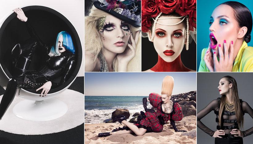 Curso Domestika: Fotografía de moda y retoque digital