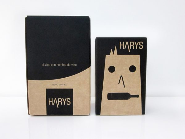 Harys, packaging, Iglöo Creativo, 2016