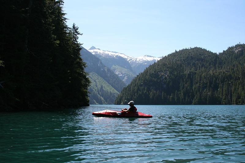 K-Pack, la canoa plegable de Folding Boat Company
