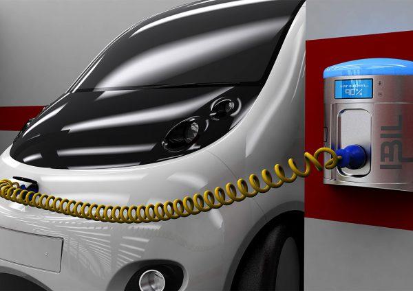 LKS DiaraDesign, Ibil Electric Car Charger, 2016.